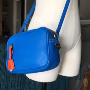 J. Crew Signet Bag in Italian Leather